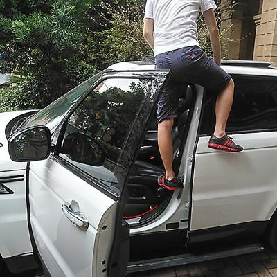 Doorstep Vehicle Access Roof Of Car Door Step Give You Latch Easily Rooftop QV