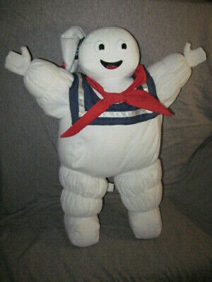 """Vintage 1980's Ghostbusters Stay Puft Marshmallow Man 18"""""""
