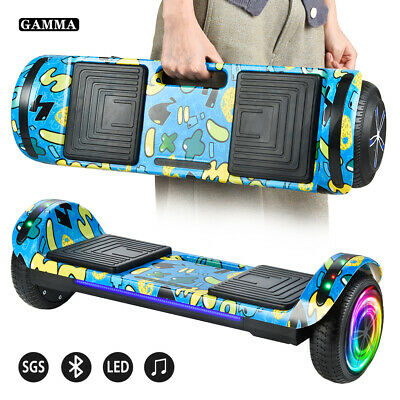 "6.5"" Hoverboard Bluetooth 2 Wheel Electric Self Balance Scooter without Bag Gift"