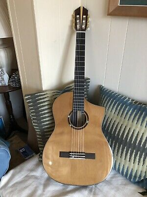 Vintage Roger Williams Crossover Nylon String Guitar