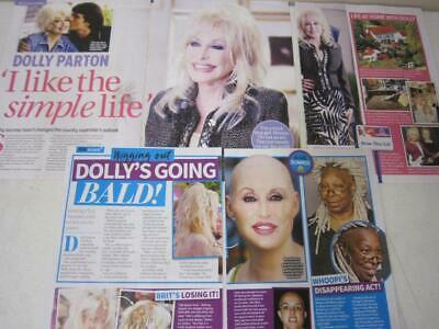 DOLLY PARTON*January 2020*Australian Magazine Clippings