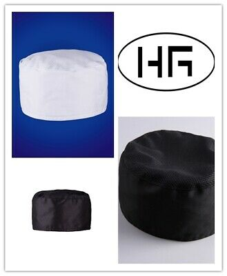 Chef Classic Flat hats (3 pack) hospitality garments