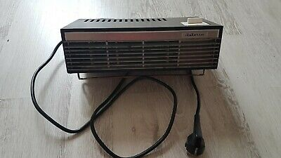 Radiateur vintage Astoria type 6804 Made in Germany moteur 22w