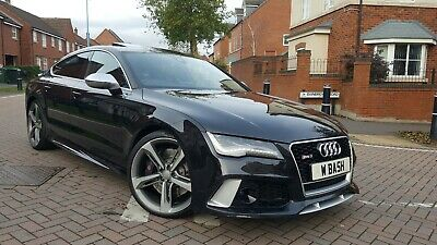 Audi Rs7 4.0Tfsi 560Bhp Tiptronic Hpi Clear Fully Loaded Every Extra 25K 14Plate