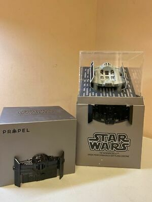 Used Propel Star Wars Quadcopter: Tie Fighter Collectors Edition,SW-0327-CX (A)