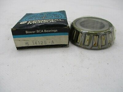 "NIB BOWER BCA 02820 CUP//RACE 2-7//8/"" OD 11//16/"" WIDTH FOR TAPERED ROLLER BEARING"
