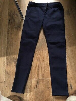 H&m Blue Stretchy Jeans Age 12-13