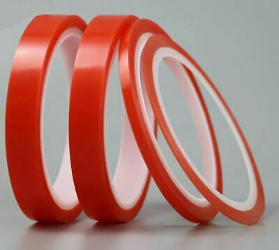 Double Sided Tape Sticky Nano Magic Clear Strong DIY Craft Traceless Adhesive