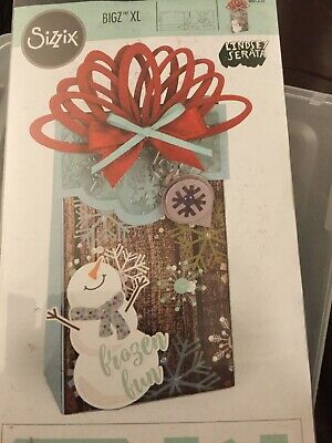 us:one Size Multicolor Sizzix 663498 Sweet Nativity Dies