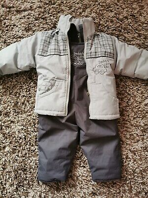 Getrich Boys Jacket 24 Months With Trousers Ski Winter Warm