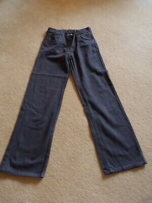 Next - Boys Grey Jeans - Aged 11 years Old
