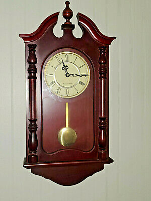 Stratford Wall Pendulum Clock Westminster Chime - Works
