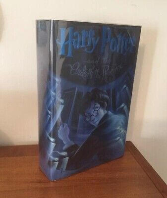 Harry Potter and the Order of the Phoenix by J. K. Rowling FIRST Edition