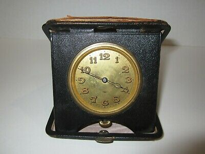 Antique Sandoz Swiss Made 8-Day, 6 Jewels Travel Pocket Watch