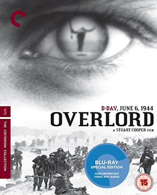 OVERLORD (CRITERION RANGE)(BD) Blu-Ray NUOVO