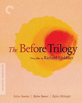 Before Trilogy The Criterion Collection BLU-RAY NUOVO