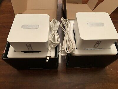 Sonos Connect Pair (2pack) Used In Good Shape.  FREE Shipping