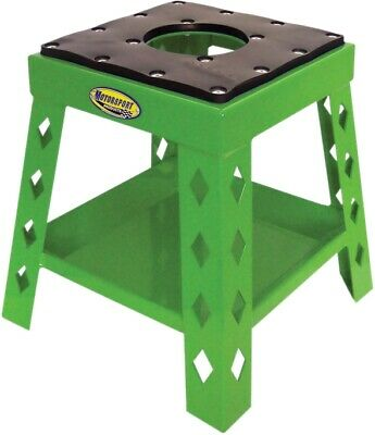 Motorsport Mini/Super Moto Stand Green 94-4015