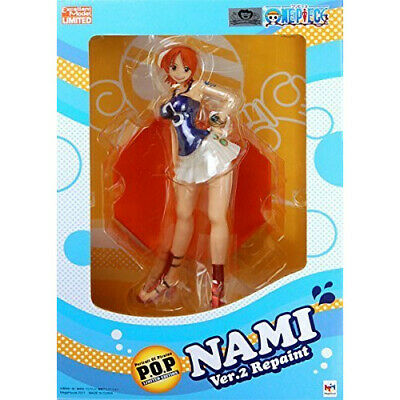 NEW MegaHouse Excellent Model LIMITED POP One Piece Nami Mugiwara Ver.Figure F//S