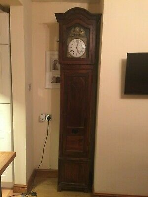 FRENCH LONGCASE/GRANDFATHER CLOCK circa 1880