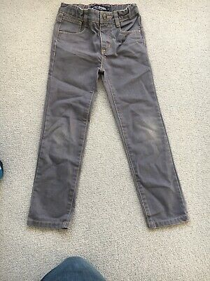 Boden Grey Jeans 6 Years Boy