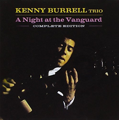 """""""Burrell, Kenny""""-Night At The Vanguard Complete Edition CD NUEVO"""
