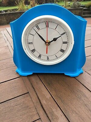 Art Deco Smith's Enfield Bakelite mantel clock ( Converted to Quartz)