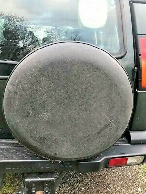 Land Rover Discovery 2 Spare Wheel Cover