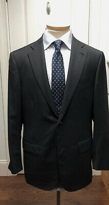 Isaia Napoli Suit 40R (50R Euro), Barely Worn