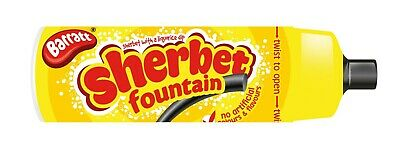 Barratt Sherbet Fountains 30 Per Box Free Postage