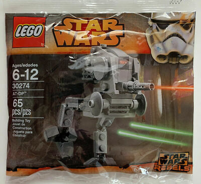 Lego polybag set - retired Lego Star Wars AT-DP 30274 NEW