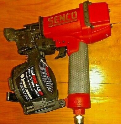 SENCO Roof  Pro 450 roofing  Nailer coil nail gun  new 3C0001N new w// warranty