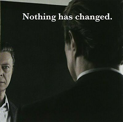 David Bowie - Nothing Has Changed - (2015) CD Album