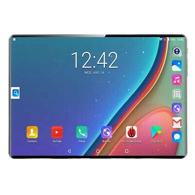 Newest 10 Inch tablet Android 9.0 Octa Core 6GB RAM 128GB ROM 3G 4G FDD LTE