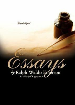 Essays by Ralph Waldo Emerson [First Series & Second Series]  - Audiobook