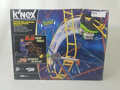 K/'NEX Yellow Roller Coaster Launcher Motor Turbo Booster Hyperspeed Replacement