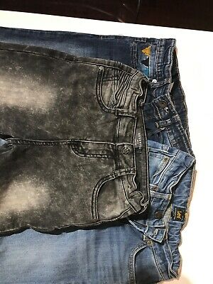 boys jeans 6-7 years Lee, Reserved, united colour of benetton