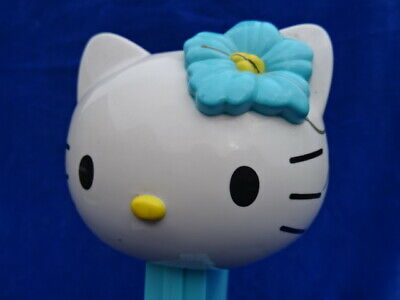 MIGNON Cute ! DISTRIBUTEUR GEANT Giant distributor - PEZ HELLO KITY - CHAT Cat