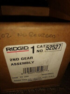 NEW Ridgid 52527 Second Intermediate Gear Assembly 535 Threading Machine