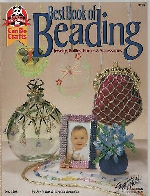 Best Book of Beading ~Jewelry Bottles Purses & Accessories~