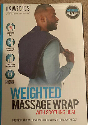 Weighted Heated Neck and Shoulder Wrap