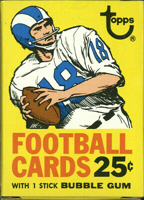 1971 Topps Football - Pick Your Card