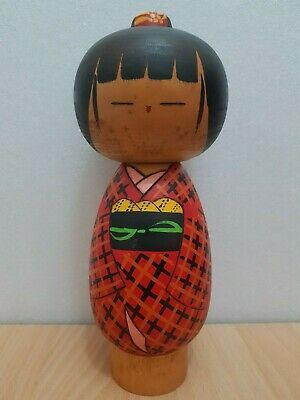 Japan Made Creative Kokeshi doll  (30 cm)