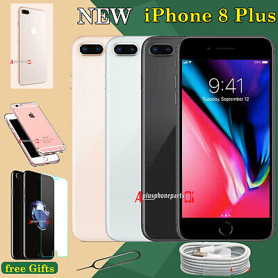NEW SIM Free Mobile 256GB Network Apple iPhone 8 Plus Unlocked Smartphone 64GB