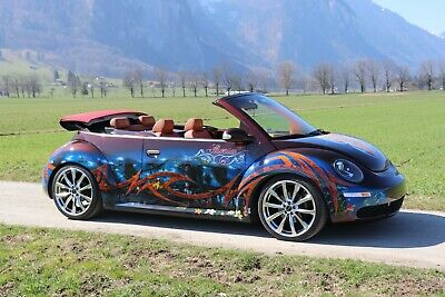 VW New Beetle Cabrio 1,8T