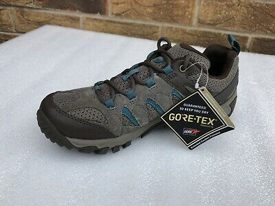 Merrell Outmost Vent Trainers Womens Walking Hiking Lace Up Mesh Shoes J12388