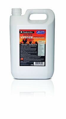 Johnson's Virenza Poultry Disinfectant, 5 Litre