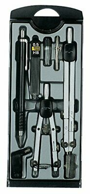 Graphoplex 2Tire LinesGX507 gx401Compass with Mechanical Pencil Leads Refil