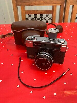 Yashica Campus Camera With Lens