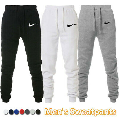 Tombo Track Pants Line Start Mens Sports Activewear Training Trousers Sport